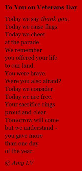 veterans day thank you poems pin by alice crissy on holidays pinterest