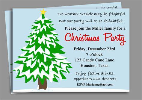 holiday dinner invitation wording cogimbo us