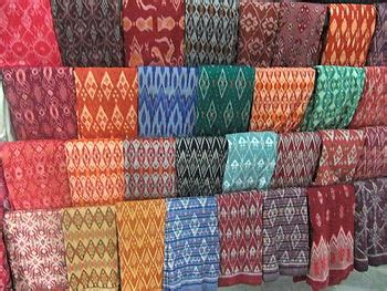 fabric design of indonesia wikipedia from bali with love ikat mantis collection