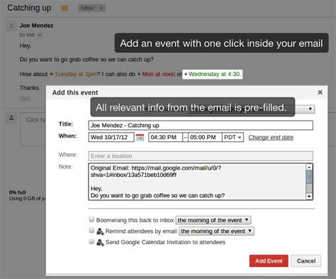 Calendar Invites Gmail Gmail Calendar Invite Custom Invitations