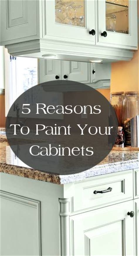 ready to paint kitchen cabinets 5 reasons to paint your kitchen cabinets old kitchen