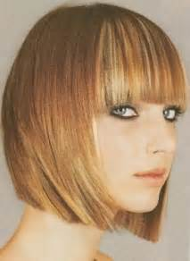 pictures of with hair and bangs and bob bob haircut with bangs bob hairstyle ideas for girls