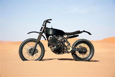 Motorrad Yamaha Xt 600 by Going Dutch Boy Janssen S Xt 600 Desert Sled Bike Exif