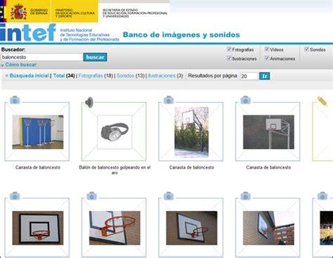 imagenes libres intef recursos audiovisuales gratis para tu web fotos sonidos