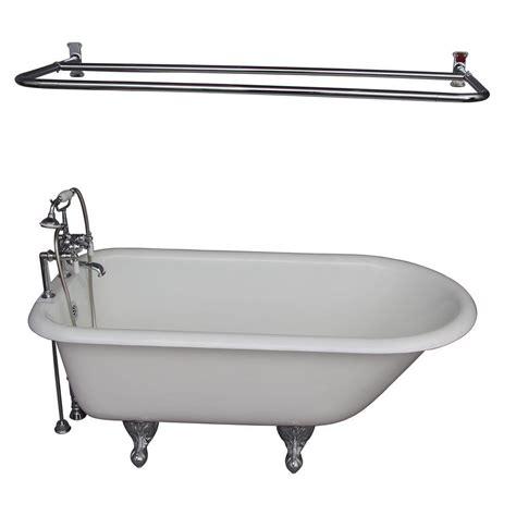 roll top bathtub barclay products cast iron roll top bathtub