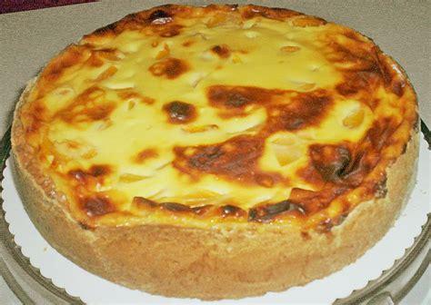 springform kuchen rezept schmandkuchen mit rhabarber in springform versatil