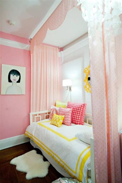 teenage girl bedroom curtains 20 pretty and stylish teenage girl bedroom ideas house