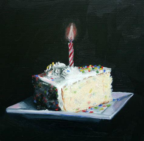 birthday painting happy birthday by cradler