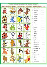 3 Letter Character Names Worksheets The Alphabet Worksheets Page 10