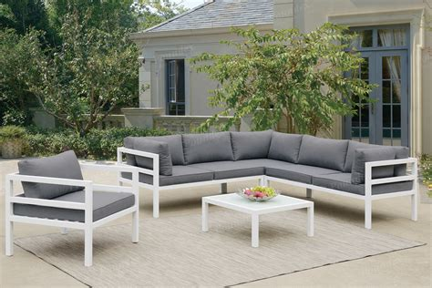 living home patio furniture 5pc outdoor set p50289 bb s furniture store