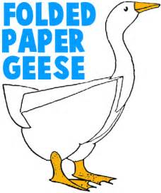 Goose Mask Template by Duck Goose Crafts For Ideas To Make Ducks Geese
