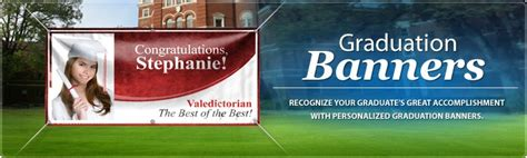 Banners For Graduation Banners Banner Printing Olive Branch Collierville