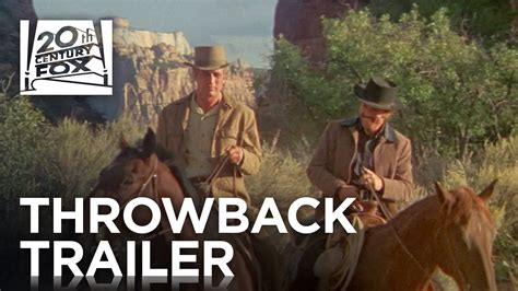 20th century fox movie trailers itunes butch cassidy and the sundance kid tbt trailer 20th