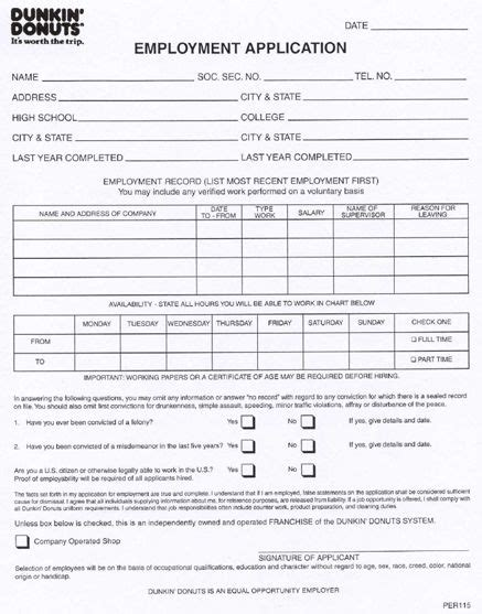toys r us printable job application pdf 35 best images about job application forms on pinterest
