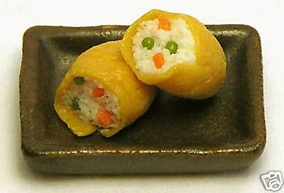 Knoppers Minis By Food And Such the mini food sushi kiva atkinson