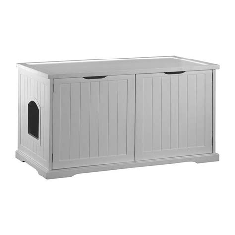 cat washroom bench litter box enclosure 17 best ideas about cat litter boxes on pinterest cat