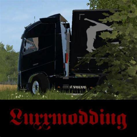 fs volvo fh luxxmodding  simulator games mods