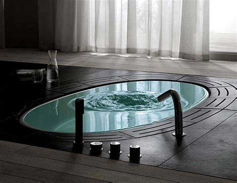 bathtub in floor modern bathtub design ideas civilfloor