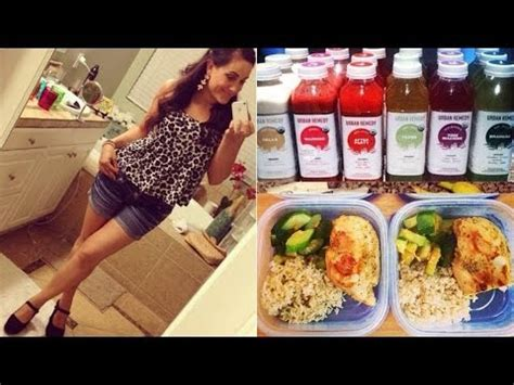 Fruit Flush 3 Day Detox Results by My Results 3 Day Juice Cleanse By Remedy