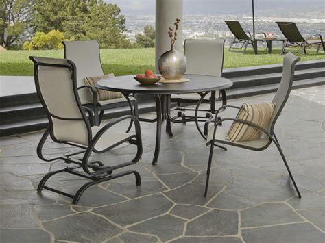 Telescope Outdoor Furniture by Telescope Casual Primera Sling Aluminum Supreme Adjustable