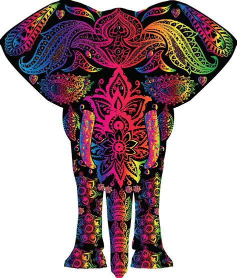 colorful elephant colorful elephant www pixshark images galleries