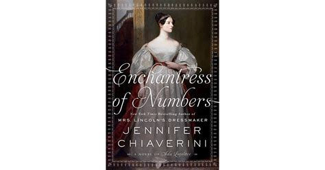 enchantress of numbers a novel of ada book giveaway for enchantress of numbers by