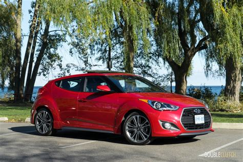 Hyundai Veloster Turbo 2017 by 2017 Hyundai Veloster Turbo Review Doubleclutch Ca