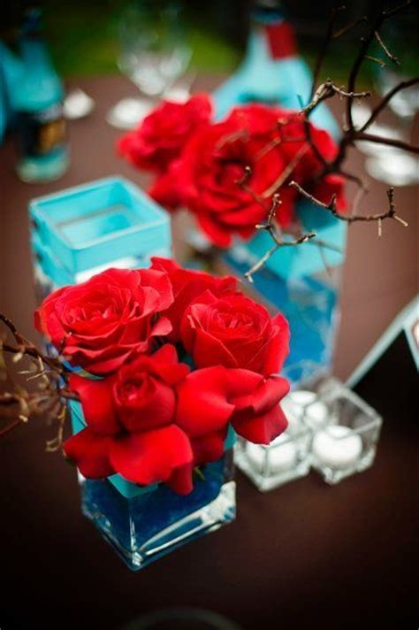Best 25  Red Centerpieces ideas only on Pinterest