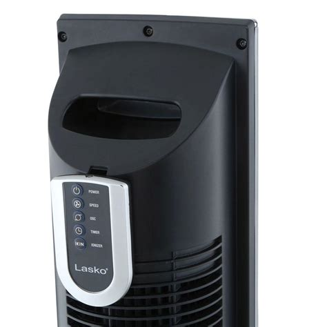 lasko oscillating tower fan parts lasko 48 inch 4 speed oscillating tower fan with remote