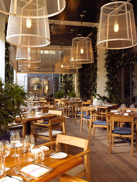 Patio Lights Restaurant The At W Hotel New Executive Chef