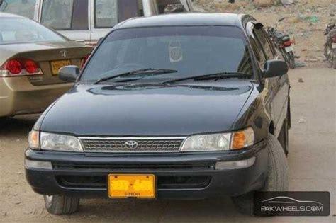 1998 Toyota Corolla For Sale Used Toyota Corolla 1998 Car For Sale In Karachi 844222