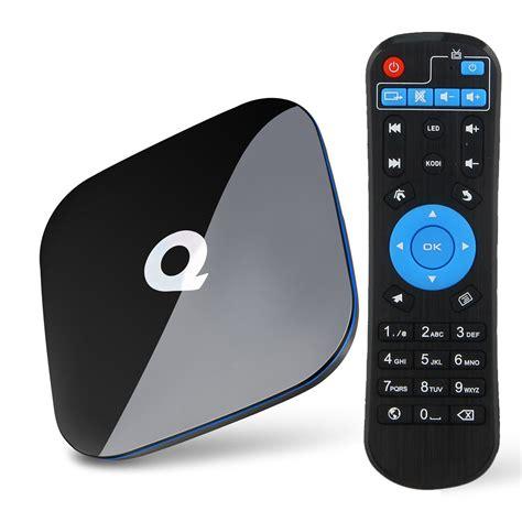 Mini 2 16g q box 2gb 16g 4k tv box android 6 0 kodi 17 3 streamer mini keyboard eur 67 47