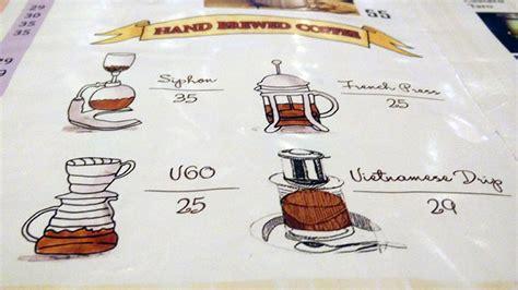 mencicipi minum kopi kekinian  els coffee bandar