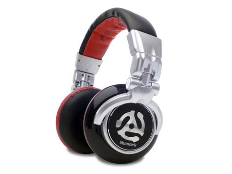 Headphone Numark numark wave professional ear dj headphones with rotating earcup numark