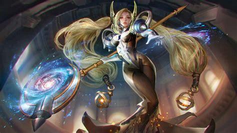 star queen celeste tier ii skin reveal vainglory