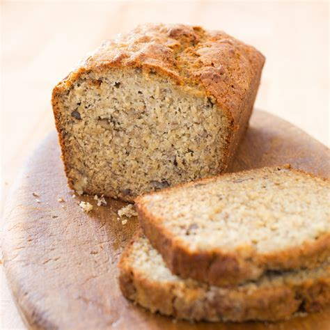 gluten free banana bread recipe dishmaps