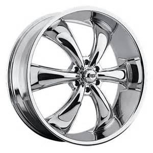 Classic Chrome Truck Wheels Rev Wheels Classic 105 Chrome 6 Lug 4wheelonline
