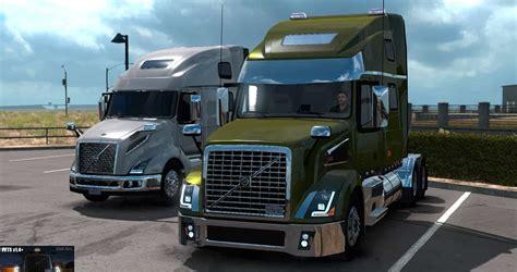 volvo truck shop volvo vnl truck shop v1 4 bsa revision v1 32 ats