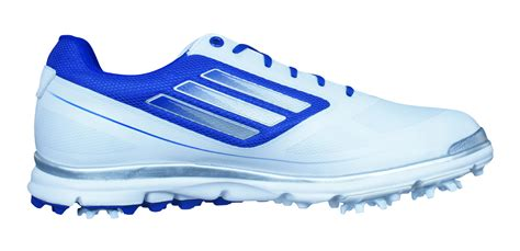 adidas adizero tour iii womens golf shoes trainers white at galaxysports co uk