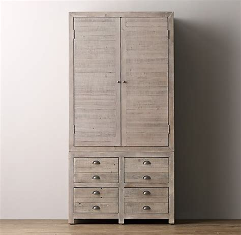 Storage Armoires by Weller Storage Armoire Set