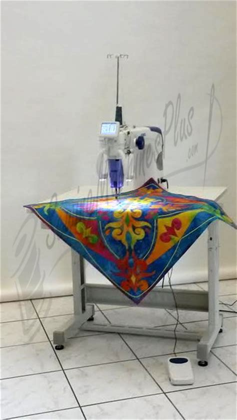 Sit Arm Quilting Machines by Juki Tl 2200qvp Quilt Virtuoso Pro Arm 18 Quilter