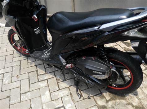 Motor Honda Vario 125 Fi 2013 honda vario fi 125 cc iss cbs 2013 hitam jual motor bekas