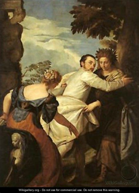Wedding At Cana By Paolo Veronese Analysis by The Choice Between Virtue And Vice Hercules In The