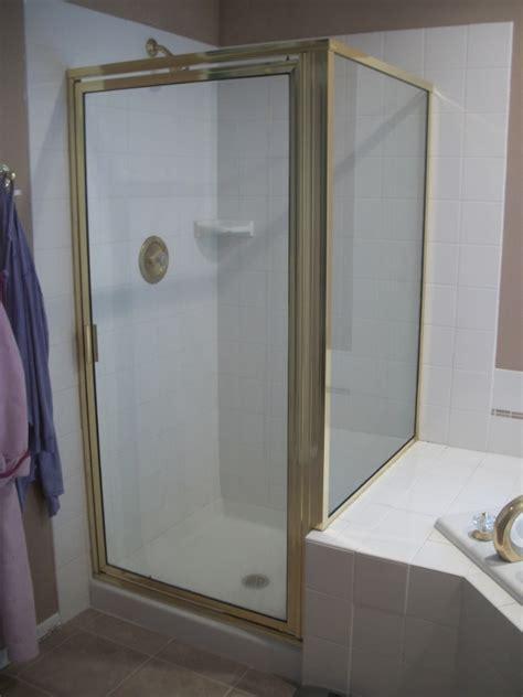 Caulking A Shower Door by Caulking Shower Doors Frameless Glass Shower