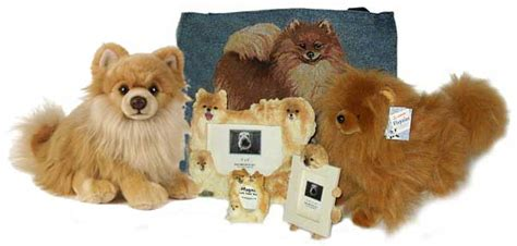 pomeranian stuffed animal the gsd comes in longhair plush coat and variety of colors including breeds picture