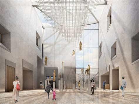 foyer museum bayern museum leuchtender fixstern am kulturhimmel