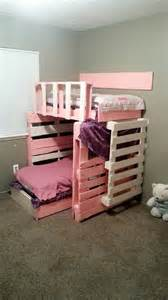 Loft Bed Made From Pallets Pallet Furniture 10 Ideas To Reuse Pallets 101 Pallets
