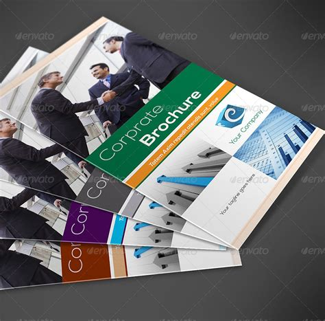 tri fold brochure template indesign cs6 cs tri fold brochure indesign template vol 02 by