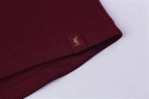 Zipper Hoodie Liverpool 18 liverpool 2017 18 burgundy suit high neck zipper