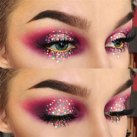 Creative In Make Up But What We See In These Hot Girls Wallpaper | 25 best ideas about creative eye makeup on pinterest
